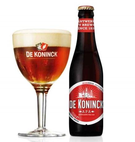 Bolleke De Koninck is voortaan 'Antwaarpse Pale Ale'