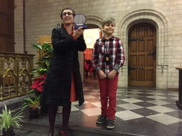 Hilde Verboven krijgt twaalfde Leuvense Persprijs