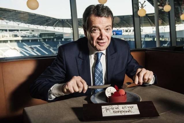 Michel Louwagie: 'Ooit zal Gent naast Club Brugge staan'