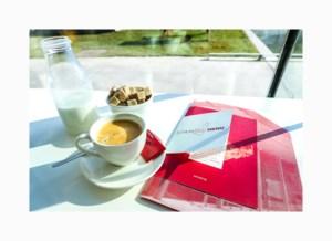 Een straffe contrasterende blend in het nieuwe STAMcafé dankzij Pain Perdu