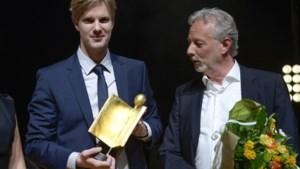 Mark Schaevers maakt met 'Orgelman' kans op Gouden Boekenuil