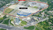 Juridische veldslag over nieuwe parking op The Loop