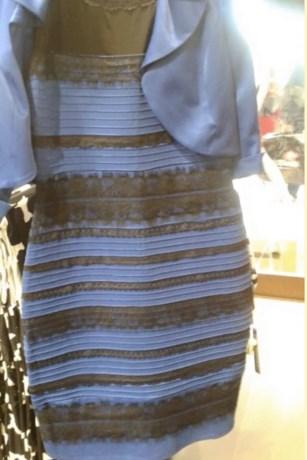 Internet in de ban van deze jurk: is hij blauw of goud?