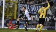 Charleroi telt Lokeren uit voor Play-off 1 met discutabel doelpunt
