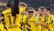 Dortmund wint dankzij Batman en flater Schalke-doelman