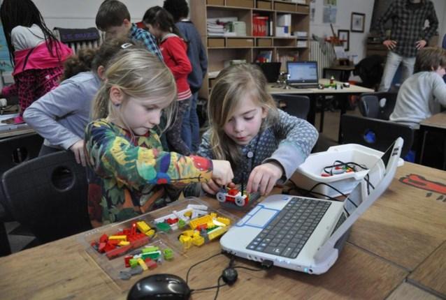 Kidslab in Sint-Lukas Basisschool