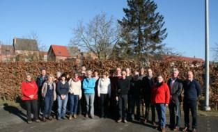 Eerste Provinciale ontmoetingsdag tussen wegspotters uit Laarne en Lebbeke