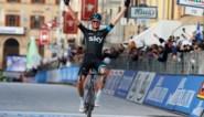 Poels knalt naar zege en leiderstrui Van Avermaet in Tirreno-Adriatico