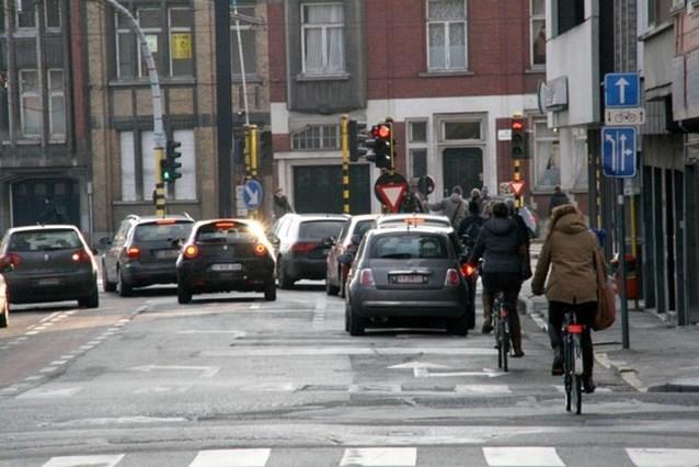 Bewezen: de verkeersveiligheid in Gent is slecht, ook voor fietsers