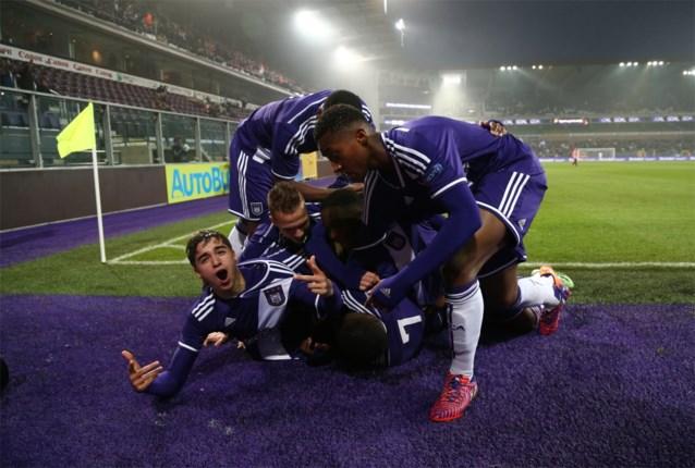 Jong Anderlecht vreet Porto op in kwartfinale UEFA Youth League