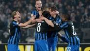 Club Brugge stunt naar eerste Europese kwartfinale in 20 jaar