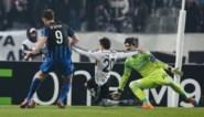 De mooiste foto's uit Besiktas - Club Brugge