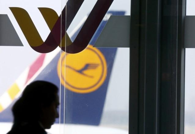 Bemanning Germanwings weigert te vliegen: vluchten geschrapt
