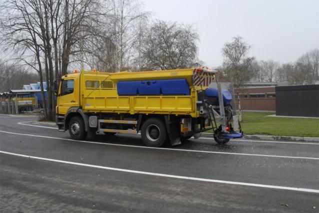 Honderduizenden euro's aan zout bespaard door zachte winter