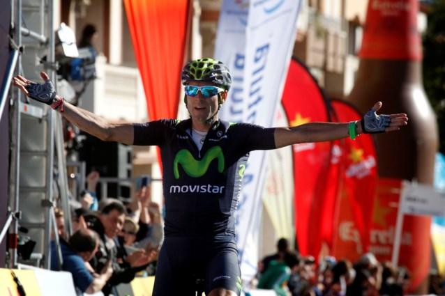 Valverde komt naar de Ronde