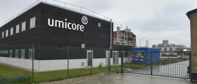 Umicore Brugge mag bedrijf uitbreiden