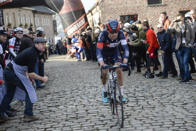 Dries Devenyns enige Belg bij IAM Cycling in de Ronde