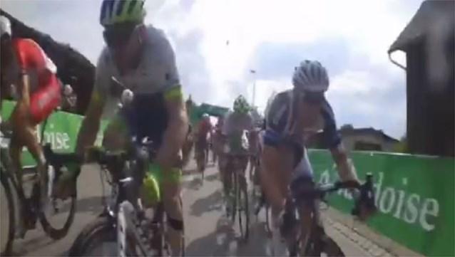 Primeur: voor het eerst cameraatjes op de fiets in de Ronde