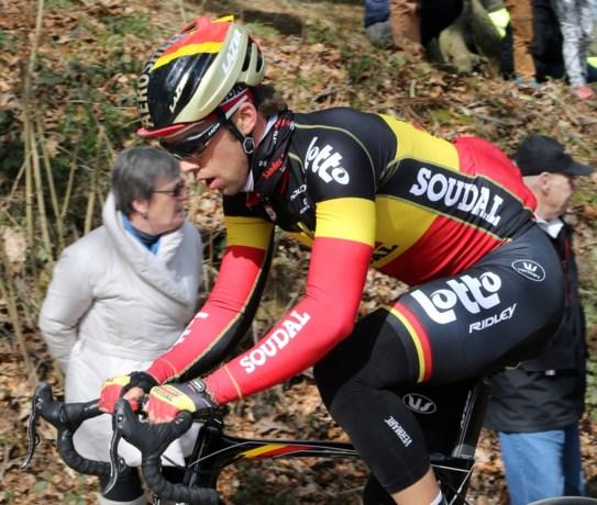 Debusschere geeft op met oog op Ronde van Vlaanderen