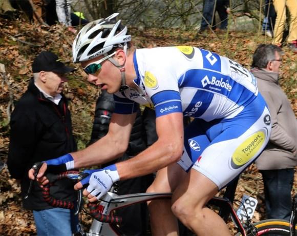 Van Lerberghe vervolledigt selectie Topsport Vlaanderen-Baloise