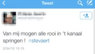 Delhaize grijpt in na 'onaanvaardbare' Stevaert-tweet