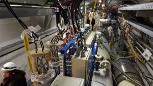 Nieuwe start voor deeltjesversneller
