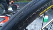 Kristoff won Ronde met 'scherp ijzeren voorwerp in wiel'