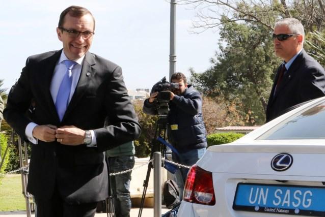 VN: 'Onderhandelingen over eenmaking Cyprus worden hervat'