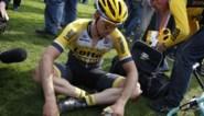 Sep Vanmarcke: 'Ik kreeg een wiel van 87 jaar oud'