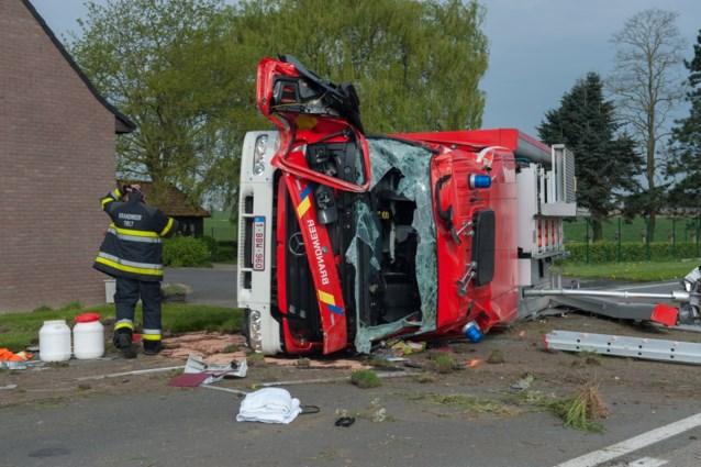 Parket vervolgt niemand voor ongeval brandweer