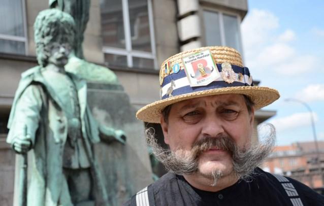 Bernard Lambrechts is trotse 'Moestasje van't Joer'