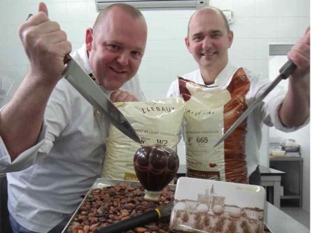 Sint-Niklase chocolatiers naar wereldexpo