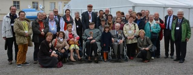 Meetjeslanders bezoeken concentratiekamp Flossenburg