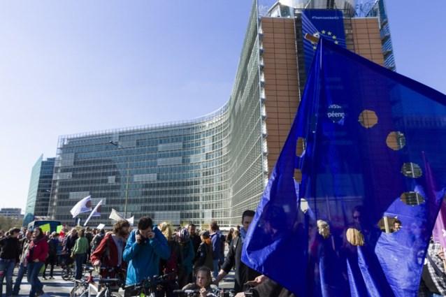 Ruim 80 procent van Vlamingen voelt zich Europeaan