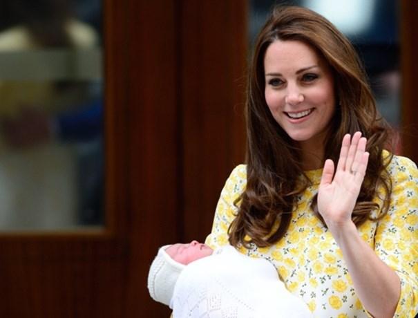 Wie wordt de meter en peter van prinses Charlotte?