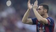 Thomas Vermaelen opnieuw in selectie Barcelona