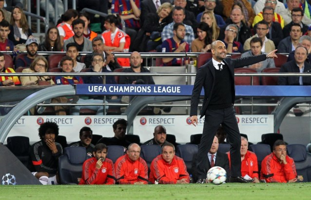 'Pep Guardiola nieuwe trainer van Manchester City'