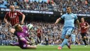 Sergio Agüero scoort hattrick voor Manchester City
