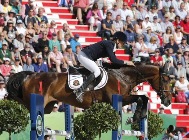 Karin Donckers zevende in eventing Marbach