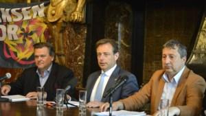 """De Wever: """"We hopen op miljoen bezoekers voor Sinksenfoor"""""""