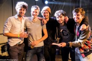 Brent Beuckelaer en Bi Polar winnen Student Rock Rally 2015