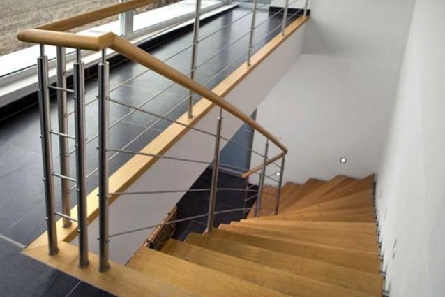 Hoeveel kost een houten trap?