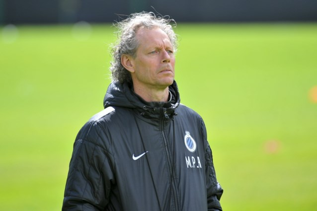 Preud'homme: 'Geen stress bij mijn spelers'