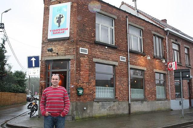 Boekenverkoop in 't Gesproken Dagblad