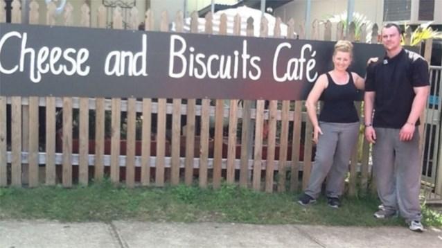 Cafébaas zet man buiten die klaagt over moeder die borstvoeding geeft