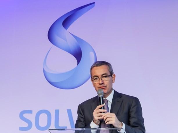 Solvay start productie in twee nieuwe fabrieken