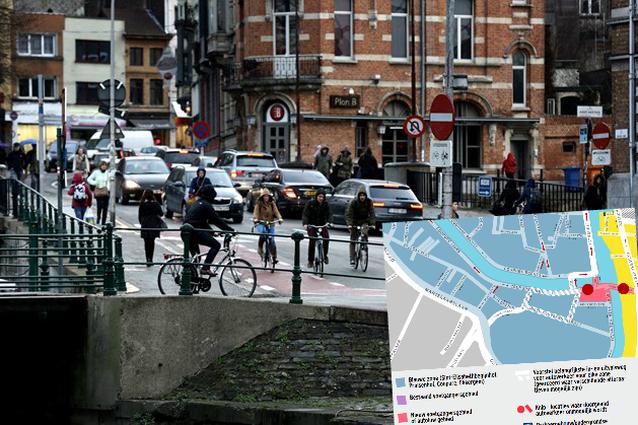 Het Mobiliteitsplan in detail (1): de Verlorenkost wordt autovrij