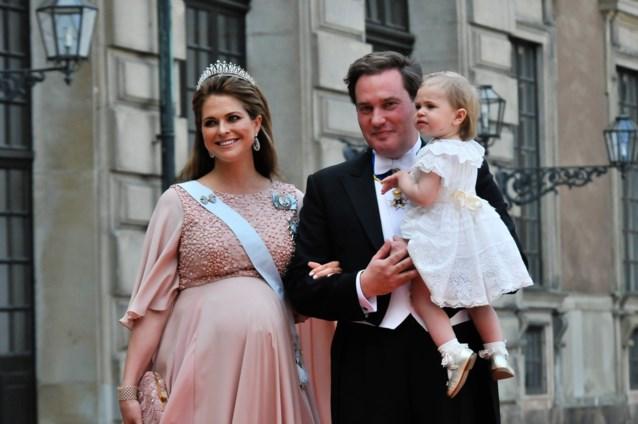 Prinses Madeleine Van Zweden Is Bevallen Het Nieuwsblad