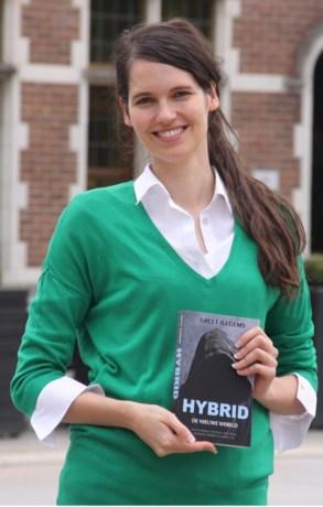 Auteur Greet Ilegems debuteert met eerste deel van Hybrid-reeks