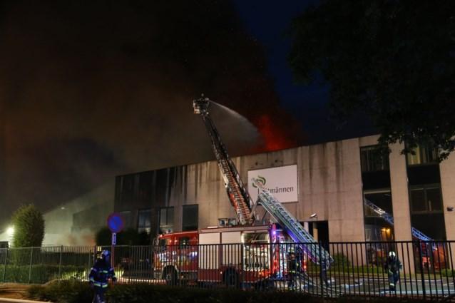 Door brand vernielde bakkerij Pastridor wordt heropgebouwd